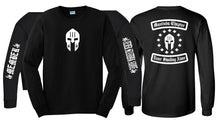 Manitoba Spartan Long Sleeve Shirt