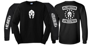 Northwest Territories Spartan Long Sleeve Shirt