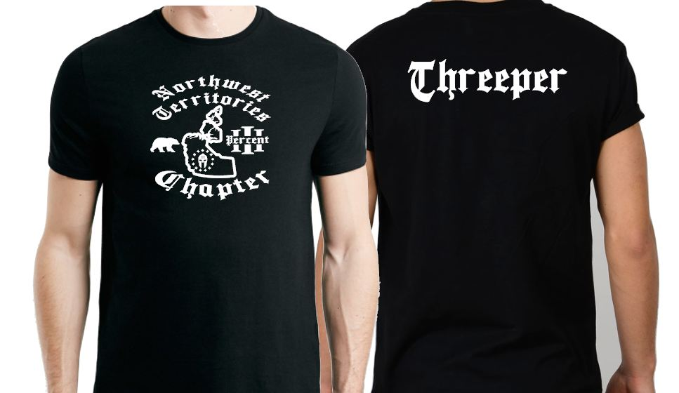 Northwest Territories Threeper T-Shirt