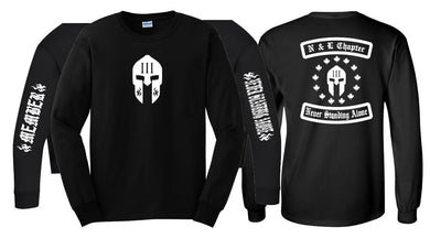 Newfoundland and Labrador Spartan Long Sleeve Shirt