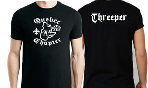 Quebec Threeper T-Shirt