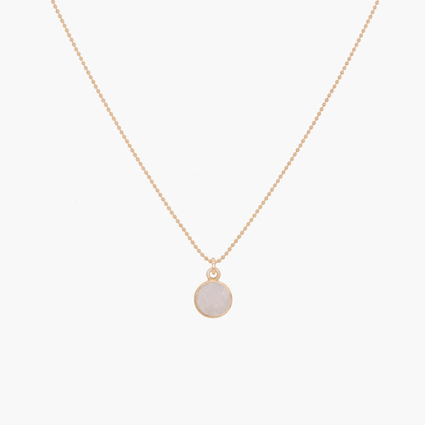 Vita Necklace | Moonstone