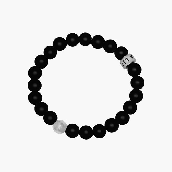 Onyx Single Bracelet - O&T Trio - Lia Lubiana