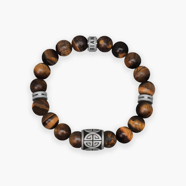 Tiger's Eye Bracelet - Summit - Lia Lubiana
