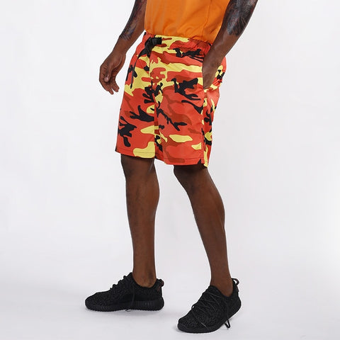 Camo Shorts - 4U Clothing