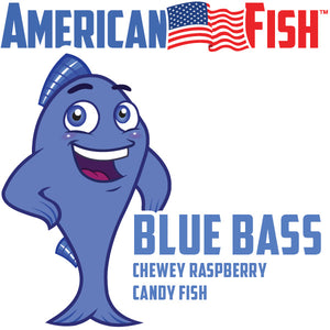 Blue Fish Candy