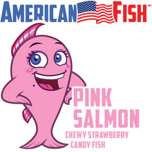 Pink Candy Fish