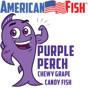 Purple Candy Fish