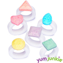 Assorted Candy Rings