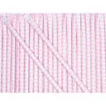 Pink Candy Straws