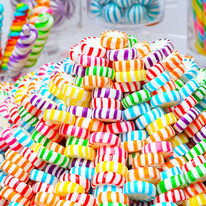Assorted Candy Circles