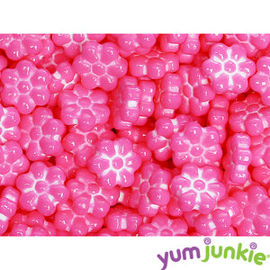 Pink Candy Flowers