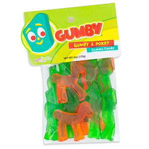 Gumby & Pokey Candy