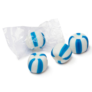 Blue Candy Puffs