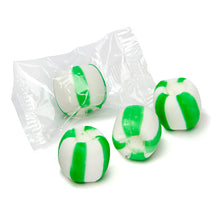 Green Candy Puffs
