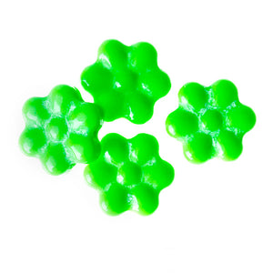 Green Candy Flowers
