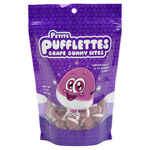Mini Purple Gumdrops