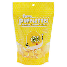 Mini Yellow Gumdrops Candy