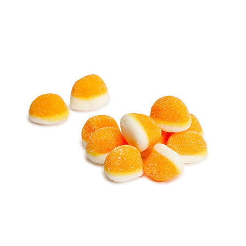 Mini Orange Gumdrops Candy
