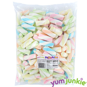 Puffy Poles Marshmallow Candy