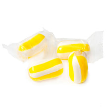 Yellow Candy Cylinders