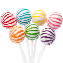 Assorted Ball Lollipops