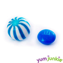 Mini Blue Candy Balls