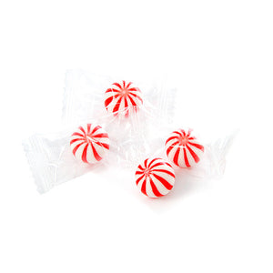 Mini Red Candy Balls