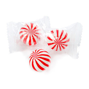 Red Candy Balls