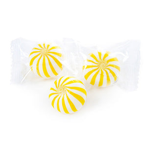 Yellow Candy Balls