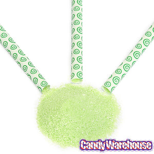 Green Candy Straws