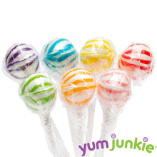 Assorted Mini Ball Lollipops