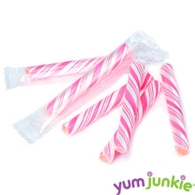 Mini Pink Candy Sticks