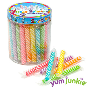 Assorted Candy Sticks