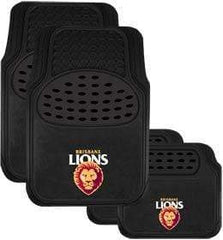 AFL Brisbane Lions shop car mats