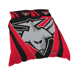 AFL Essendon Bombers shop quilt cover