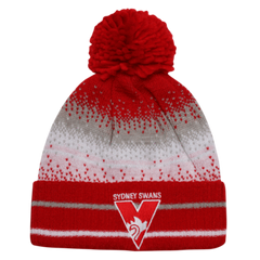 AFL Sydney Swans shop supporter beanie