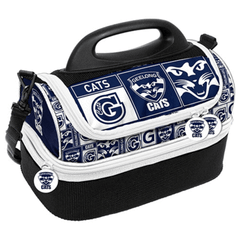 Footy Plus More Footy Plus More AFL Geelong Cats Dome Cooler Bag Lunch Box