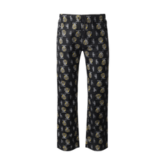 AFL Richmond Tiger Flannelette Pyjama Pants