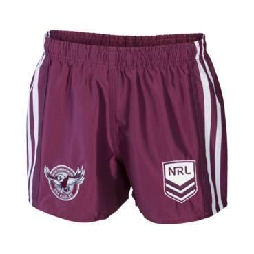 Manly Sea Eagles Supporter Shorts