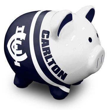 Carlton Blues Piggy bank