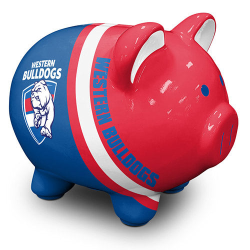 Western Bulldogs Piggy bank