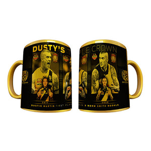 2020 Richmond Tigers Dusty Gold Triple Crown Mug