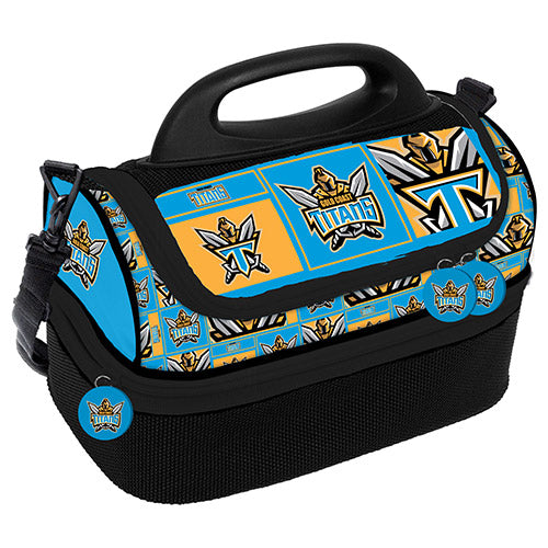 Gold Coast Titans Dome Lunch Cooler Bag