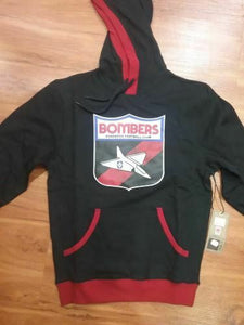 Essendon Bombers Mens Retro pullover Hoodie