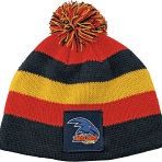 Footy Plus More BABY Adelaide Crows Infant Beanie