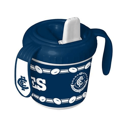 Footy Plus More BABY Carlton Blues Sipper Cup