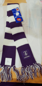 Footy Plus More BABY Fremantle Dockers Infant scarf