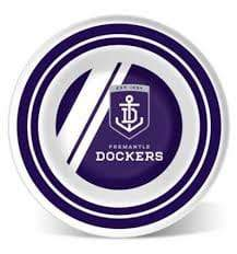 Footy Plus More BABY Fremantle Dockers Melamine Bowl