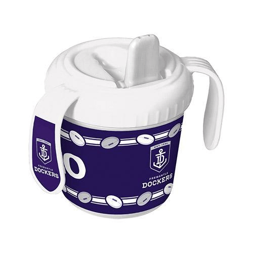 Footy Plus More BABY Fremantle Dockers Sipper Cup